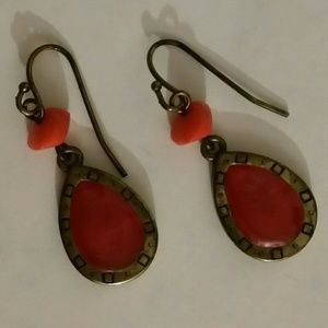 Jewelry - CLOISONNE EARRINGS